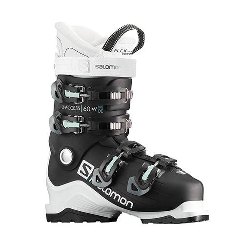 1920 살로몬 스키부츠SALOMON X ACCESS 60 W WIDE Black/Wht